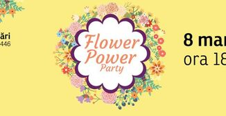 Flower Power Party - Restaurant