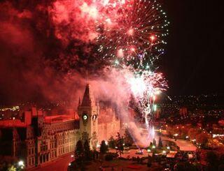 Revelion 2016 - Palatul Culturii