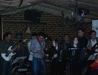 Concert in Hunter's Pub